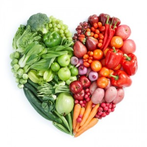hearty fruit and veg